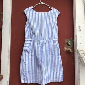 🔸Merona Striped Dress 🔸